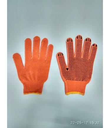 Перчатки с ПВХ покрытием 10к1242