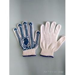 Перчатки с ПВХ покрытием 10к1050Б