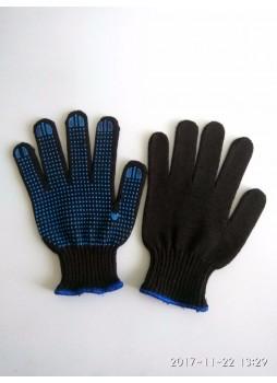 Перчатки с ПВХ покрытием 7к1066